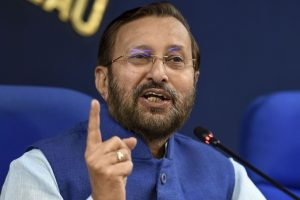 No Indian Study Has Shown Pollution Shortens Life Span, Says Javadekar