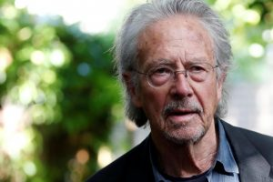 Nobel Laureate Peter Handke's Critics and Supporters