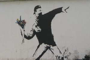 Banksy's Latest Trademark Row Could Backfire