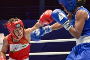 Manju Rani Enters Final; Mary Kom Signs Off with Bronze in World Championships