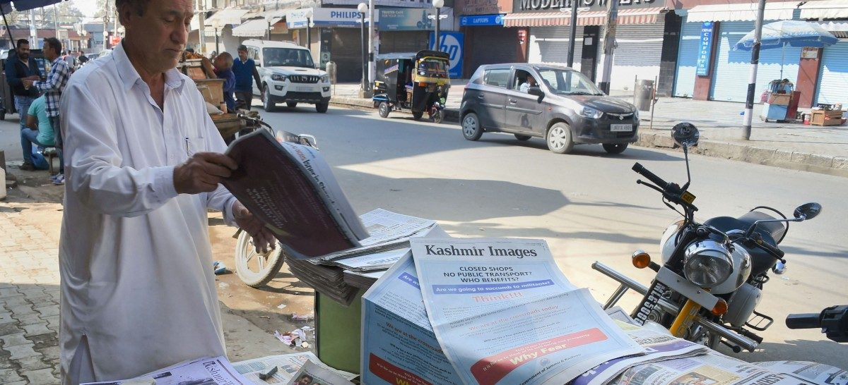 Kashmiris Practicing Peaceful Civil Disobedience, Says New Fact-Finding Report