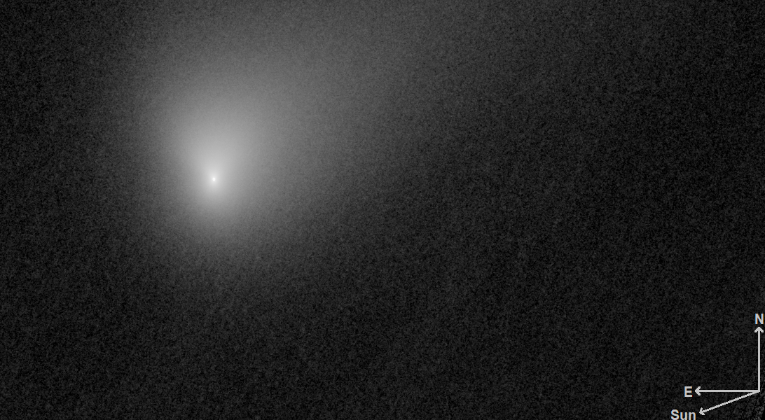 Meet 2I/Borisov, the First Comet From Another Star Visiting Our Solar System