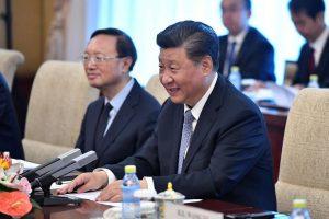 China's Xi Visits Nepal, Signs Plan to Build Trans-Himalayan Rail Line