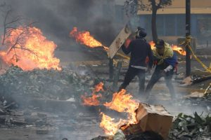 Ecuador Cancels Austerity Plan to Contain Worst Civil Unrest in Decades