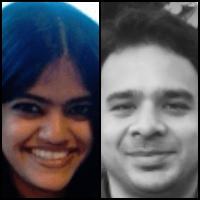 Jahnavi Sen and Kabir Agarwal
