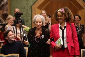 Booker Prize Awarded to Margaret Atwood, Bernardine Evaristo