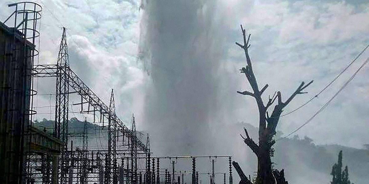 Assam: Pipe Bursts at State-Owned Kopili Dam; Four Missing