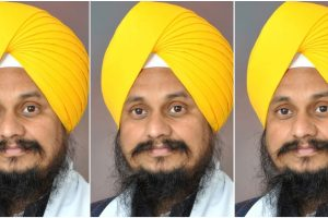 Akal Takht Chief Calls For RSS to Be Banned
