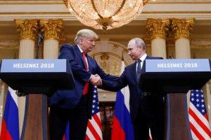 Donald Trump's Tricky Syria 'Gift' to Vladimir Putin
