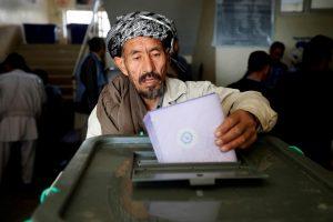 Election Death Toll Underscores Afghanistan's Fragile Democracy