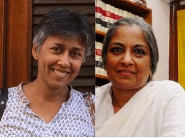 Nitya Ramakrishnan and Nandini Sundar