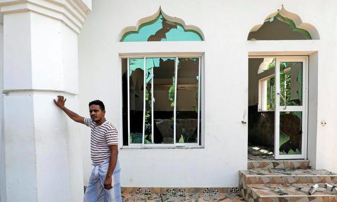 How the Easter Bombings Left Sri Lanka's Muslims With No Path Forward