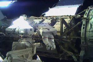 Christina Koch, Jessica Meir Accomplish First Ever All-Woman Spacewalk