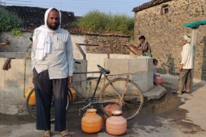 In Parched Nanded, State's Money Flows but Water Doesn't Arrive