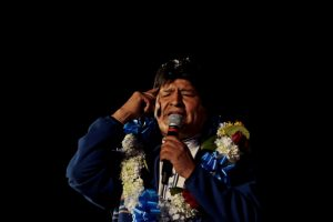 Will the Bolivia Polls Today Pave the Way For a Dictator?