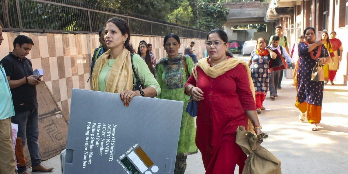 Divided Opposition Is BJP's Biggest Hope as Haryana Votes