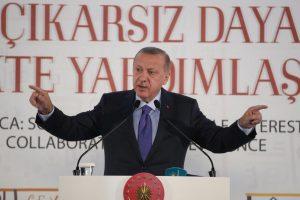Despite Temporary Ban, European Arms Exports Continue to Bolster Turkey's Erdogan