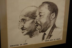Gandhi's Connection with the American Civil Rights Movement