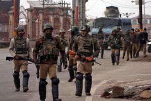 Two Cops, Two Civilians Killed as Militants Open Fire in Sopore Town in J&K