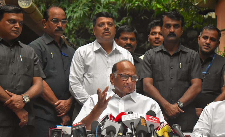 The Enduring Relevance of Sharad Pawar