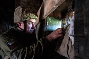 In Photos: Peace in Ukraine May Depend on Young Men Who Have Only Known War