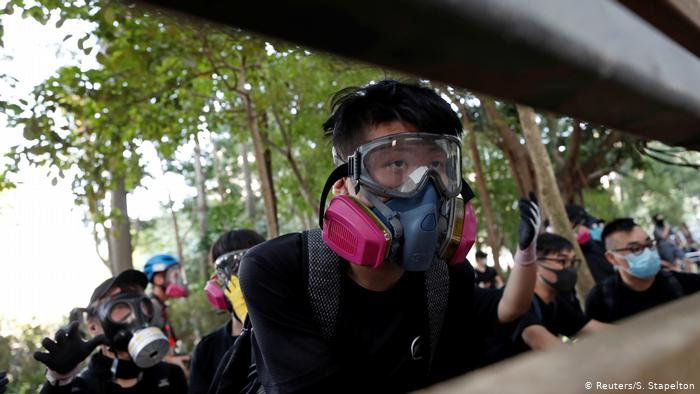 Thousands of Protesters Demand 'Real Autonomy' in Hong Kong