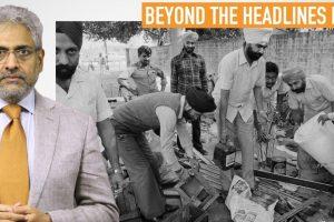 #BeyondTheHeadlines | 1984 Massacres: Injustice Haunts India 35 Years Later