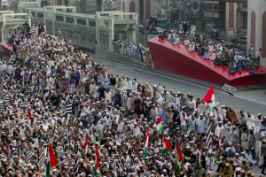 Azadi March: A Catalyst For Democratic Change or Contradictory Processes?