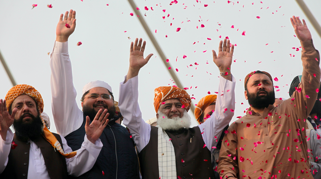Who is Fazl-ur-Rehman, and Can He Topple Pakistan's Hybrid Regime?