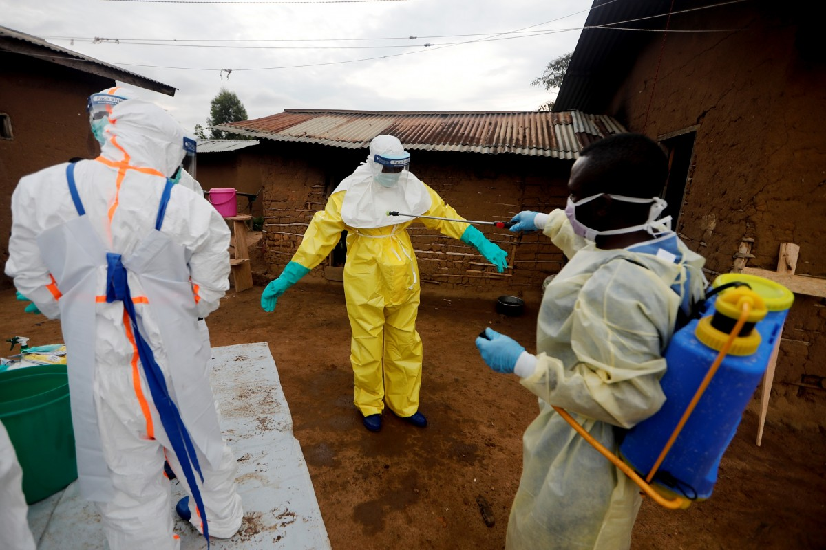 Congolese radio host, an anti-Ebola fighter, is slain at home: army
