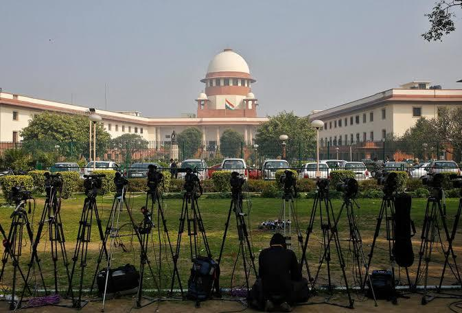 SC Says No Coercive Action Against Anchor Amish Devgan for Remarks on Sufi Saint