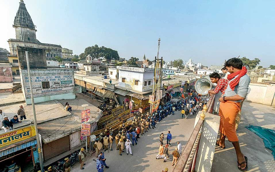 Ahead of Ayodhya Verdict, UP Police to 'Scrutinise' Social Media Posts