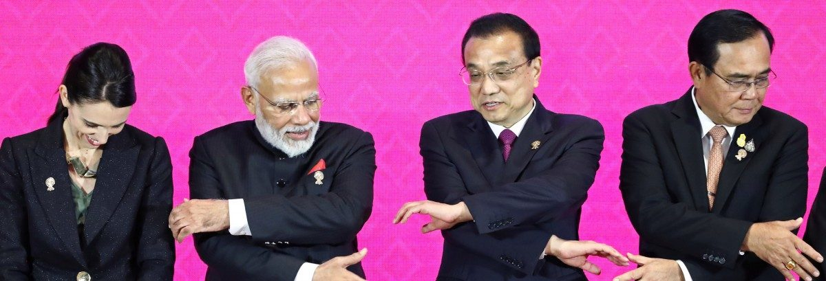 Why India Shouldn't View its Refusal to Join RCEP as a Victory