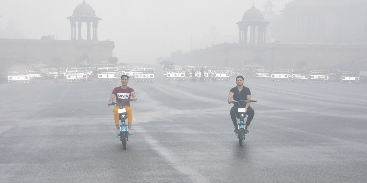 Air Pollution May Be Due to 'Poisonous Gases' Released by Pakistan, China: BJP Leader