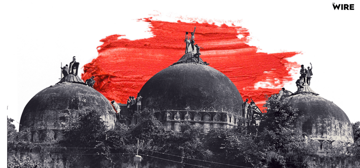 Full Text: The Supreme Court's Judgment in the Ayodhya Title Dispute Case