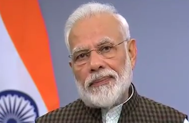 Modi Cites Fall of Berlin Wall to Highlight Importance of 'November 9'