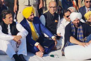 Throwing Open Kartarpur Corridor, Imran Khan Adds Kashmir Sting to Formal Ceremony