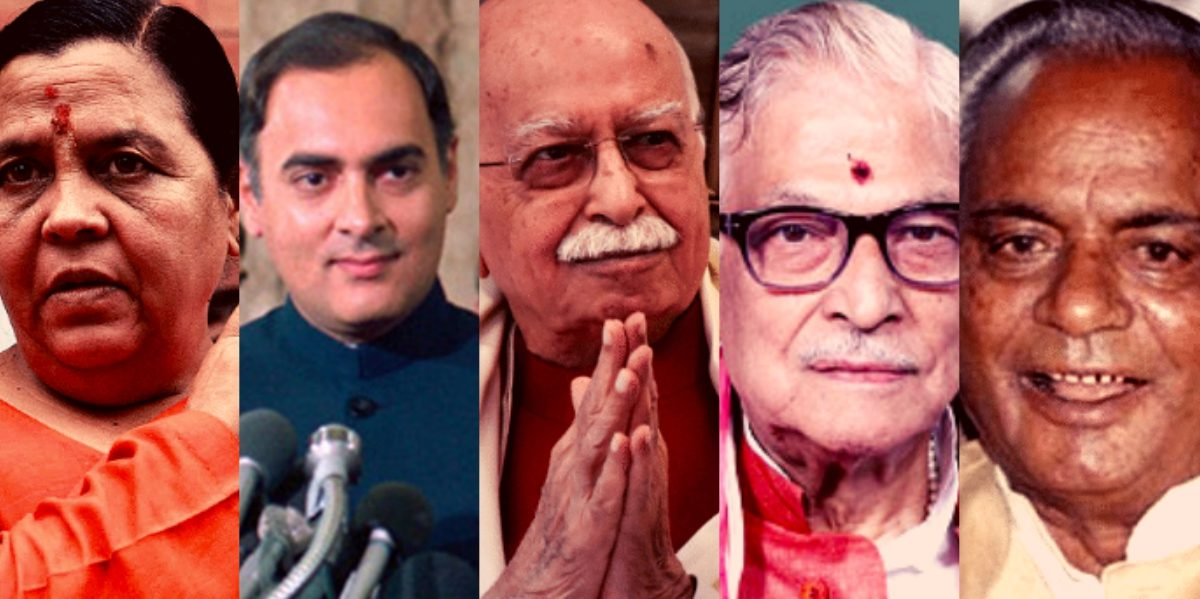 Ayodhya's Class of 1992: The Key Conspirators