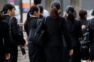Japanese Women Fight for Right to Wear Glasses to Work