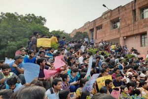 JNU Students: You Are Our Only Hope
