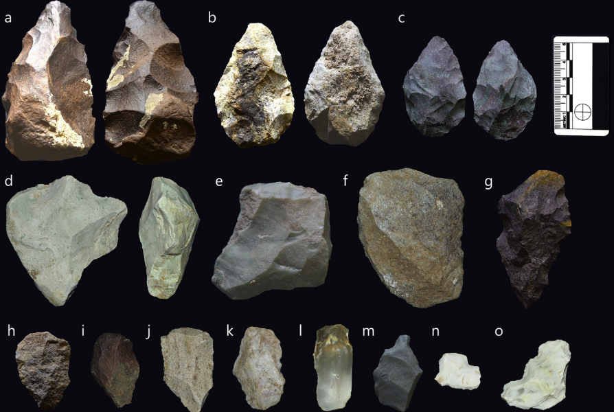 In Kachchh, Evidence That Modern Humans Came to South Asia 114,000 Years Ago