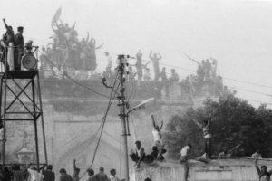 The Ayodhya Verdictis Based on a Strange Feat of Logic