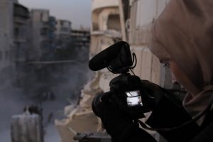 'For Sama': A Personal and Political Account of Routinised Violence in Syria