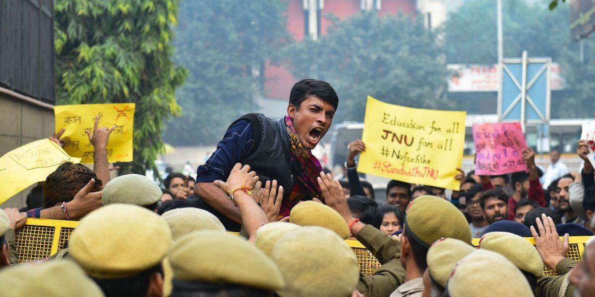 Hostel Fee Hike 'Rollback' an Eyewash, Say JNU Students
