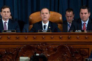 Trump Impeachment Inquiry Hears New Claims