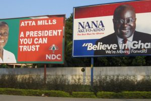 Ghana's Small Political Parties Have Found A Way to Stay Afloat