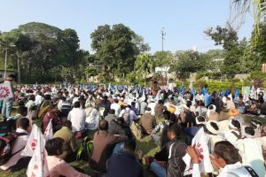 People Displaced by Sardar Sarovar Dam Begin New Satyagraha