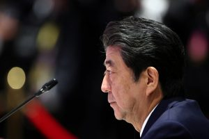 Japan PM Shinzo Abe's Approval Rating Falls Amid Accusations of Party Funding