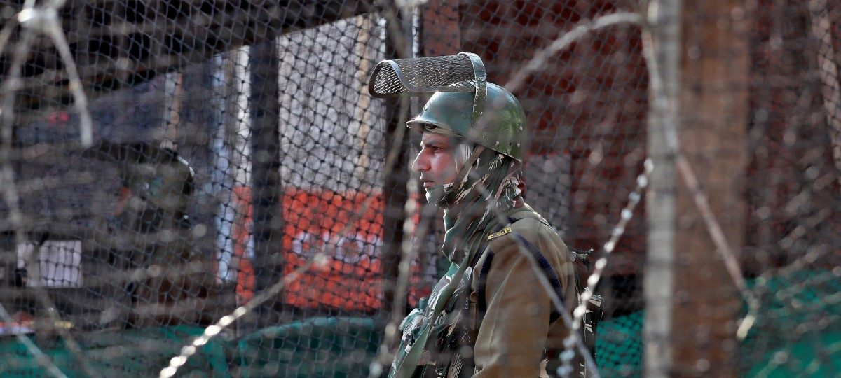 Kashmir May Be the Latest Target of Centre's Name-Changing Spree