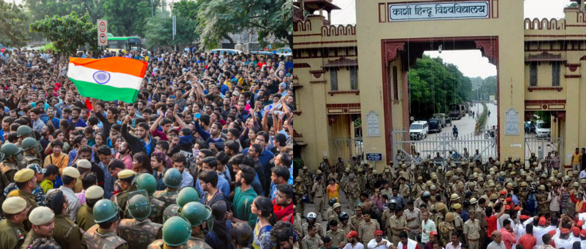 #RightSideUp: A Tale of Two Universities, 'Hindu Guilt'